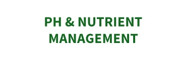 ph nutrient management